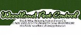 Woodland Pest Control business logo