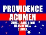 Providence-Acumen IELTS business logo