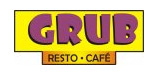 GRUB Resto Cafe business logo
