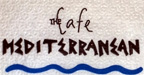 The Cafe Mediterranean business logo