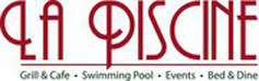 La Piscine Grill and Cafe business logo