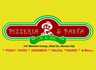 D and AG Pizzeria and Pasta business logo