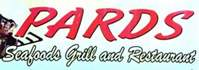 Pards Seafood Grill and Restaurant business logo
