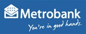 Metrobank - Agdao business logo